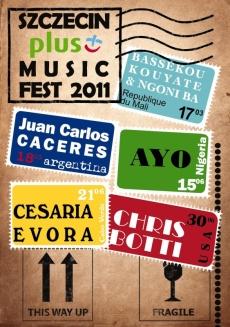Szczecin Music Fest 2011